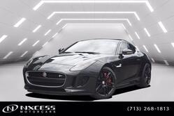 Jaguar F-TYPE V8 5.0 Super Charger R Coupe Low Miles Factory Warranty. 2017