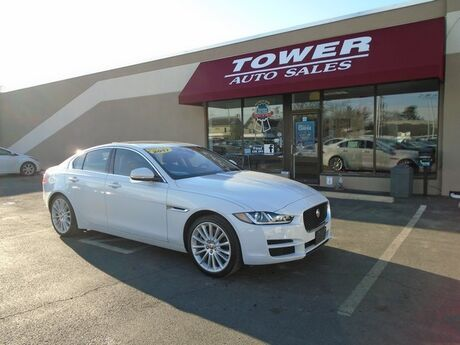 2017 Jaguar XE 35t First Edition Schenectady NY