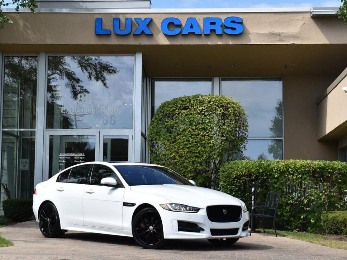 2017_Jaguar_XE_35t R-Sport Nav AWD MSRP $53,468_ Buffalo Grove IL