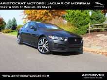 2017_Jaguar_XE_35t R-Sport_ Kansas City KS