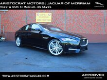 2017_Jaguar_XF_35t R-Sport_ Kansas City KS