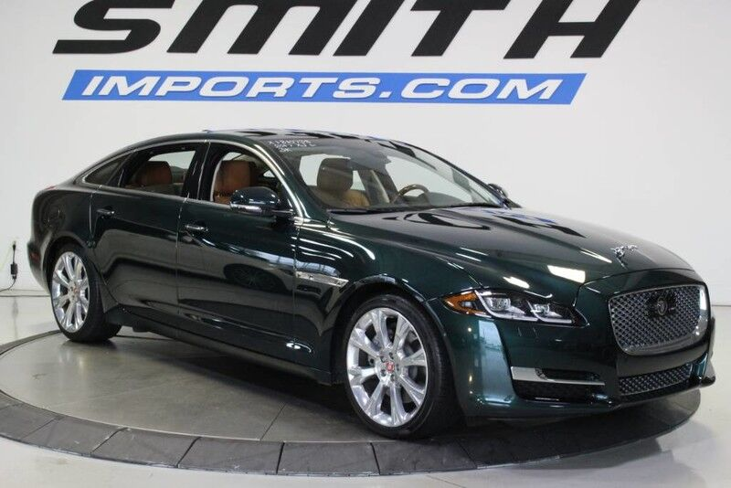 2017 Jaguar XJ supercharged Portfolio