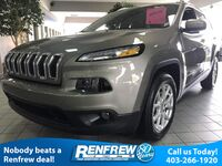 Jeep Cherokee 75th Anniversary, 3.2L V6, Heated Leather Steering Wheel, Touch Screen 2017