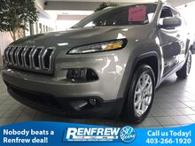 2017_Jeep_Cherokee_75th Anniversary, 3.2L V6, Heated Leather Steering Wheel, Touch Screen_ Calgary AB