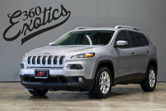 2017_Jeep_Cherokee_75th Anniversary Edition_ Austin TX