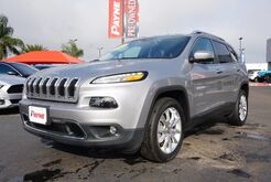 2017_Jeep_Cherokee_High Altitude_ Weslaco TX