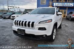 2017_Jeep_Cherokee_Latitude / 4X4 / Auto Start / Heated Seats & Steering Wheel / Bluetooth / Back Up Camera / Cruise Control / 28 MPG / 1-Owner_ Anchorage AK