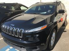 2017_Jeep_Cherokee_Latitude_ Little Rock AR
