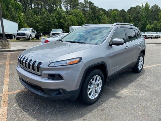 2017 Jeep Cherokee Latitude Monroe GA