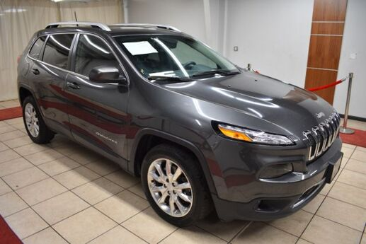 2017 Jeep Cherokee Limited FWD Charlotte NC