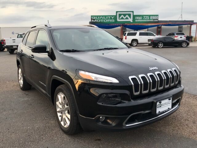 2017 Jeep Cherokee Limited FWD Laredo TX