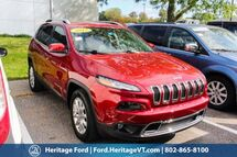 2017 Jeep Cherokee Limited South Burlington VT