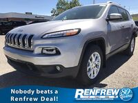 Jeep Cherokee North, Touchscreen, Backup Camera, Keyless Entry 2017
