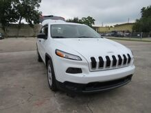 2017_Jeep_Cherokee_Sport FWD_ Houston TX