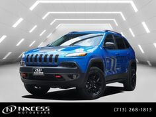 Jeep Cherokee Trailhawk Navi 4x4 Only 9K Miles Warranty. 2017