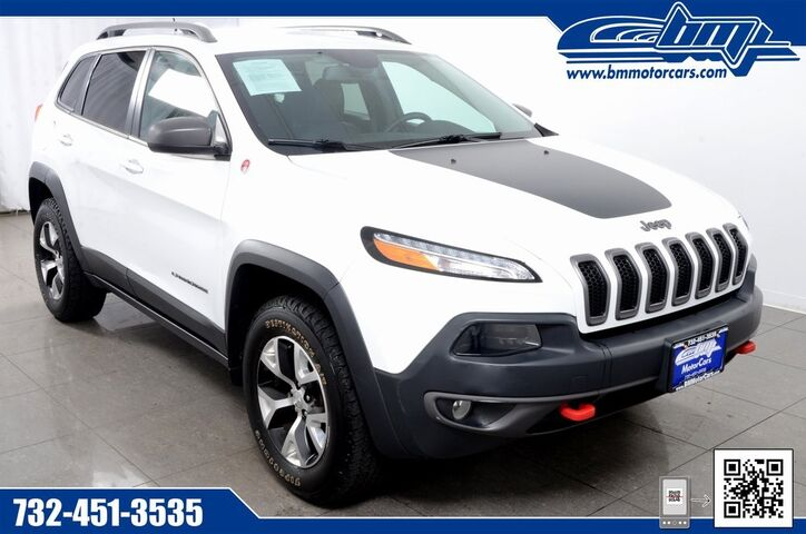 2017 Jeep Cherokee Trailhawk Rahway NJ
