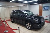 2017 Jeep Compass HIGH ALTITUDE LEATHER, SUN ROOF