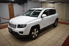 2017_Jeep_Compass_HIGH ALTITUDE WITH SUN ROOF LEATHER AND NAVIGATION_ Charlotte NC