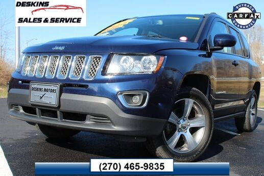 2017 Jeep Compass High Altitude Campbellsville KY