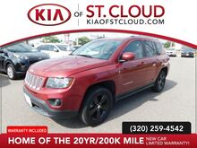2017_Jeep_Compass_LATITUDE 4X4 *LTD AVAIL*_ St. Cloud MN