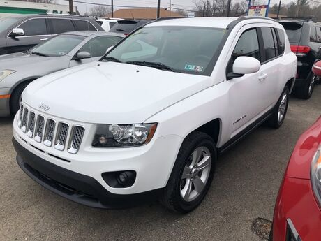 2017 Jeep Compass Latitude North Versailles PA