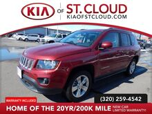 2017_Jeep_Compass_Latitude_ St. Cloud MN