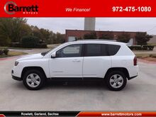 2017_Jeep_Compass_Latitude_ Garland TX