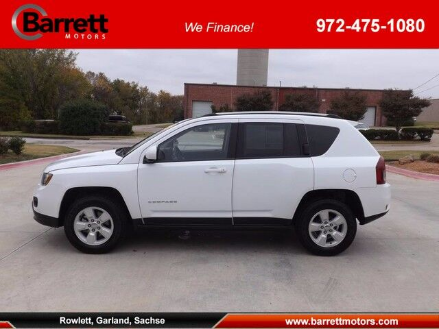2017 Jeep Compass Latitude Garland TX