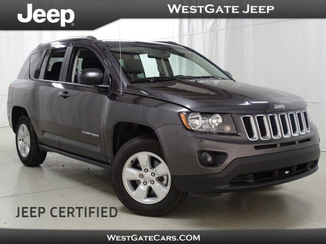 2017 Jeep Compass Sport Raleigh NC