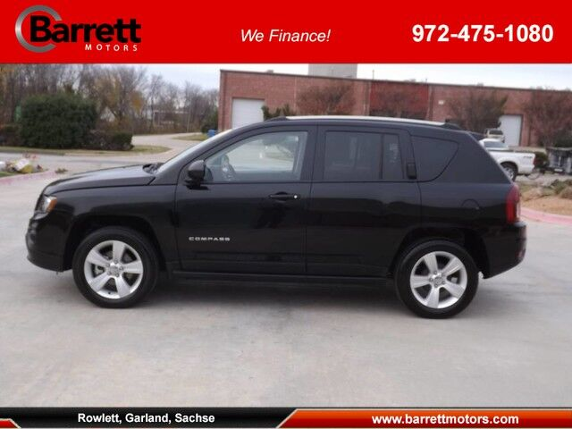 2017 Jeep Compass Sport Garland TX