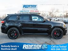 2017_Jeep_Grand Cherokee_4WD SRT, Laguna Leather, Panoramic Sunroof, Navigation, Remote Start_ Calgary AB