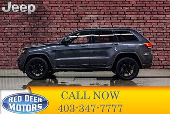 2017_Jeep_Grand Cherokee_4x4 Laredo Leather Roof Nav_ Red Deer AB