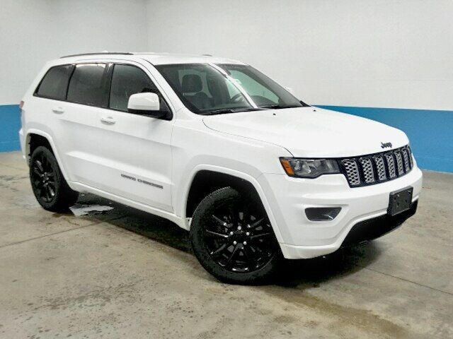 2017 Jeep Grand Cherokee Alude Plymouth Wi