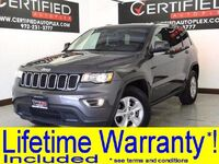 Jeep Grand Cherokee LAREDO REAR CAMERA REAR PARKING AID BLUETOOTH PADDLE SHIFTERS POWER LOCKS 2017