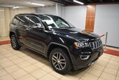 2017 Jeep Grand Cherokee LIMITED 4X4 NAVIGATION AND SUN ROOF