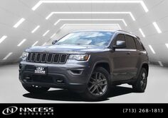 Jeep Grand Cherokee Laredo 1 OWNER CLEAN CARFAX 75th Anniversary 2017