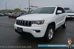 2017_Jeep_Grand Cherokee_Laredo / 4WD / Power Driver's Seat / Bluetooth / Back Up Camera / Cruise Control / Keyless Entry & Start / Aluminum Wheels / 25 MPG / 1-Owner_ Anchorage AK