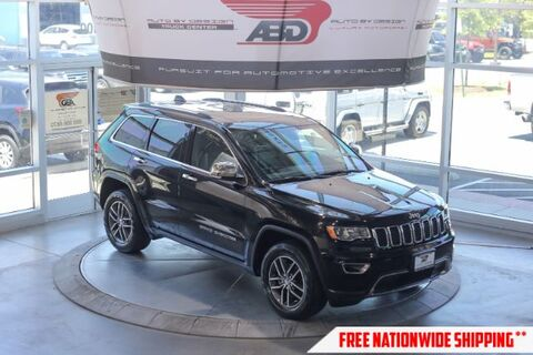 2017_Jeep_Grand Cherokee_Limited 4WD_ Chantilly VA