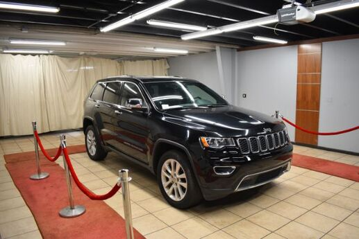 2017 Jeep Grand Cherokee Limited 4WD Charlotte NC