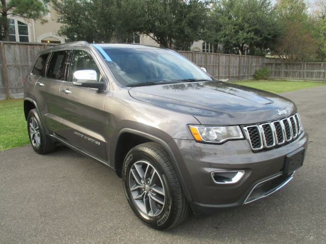 2017 Jeep Grand Cherokee Limited 4WD Houston TX