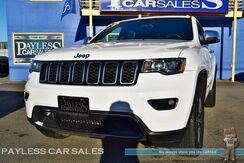 2017_Jeep_Grand Cherokee_Limited / 4X4 / Front & Rear Heated Leather Seats / Heated Steering Wheel / Sunroof / Auto Start / Uconnect Bluetooth / Back Up Camera & Sensors / 1-Owner_ Anchorage AK