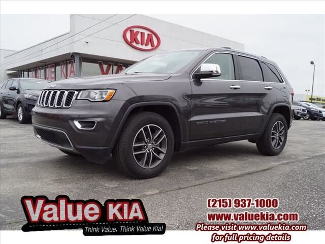 2017 Jeep Grand Cherokee Limited 4X4 Philadelphia PA