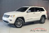 2017 Jeep Grand Cherokee Limited 4x4 4dr SUV