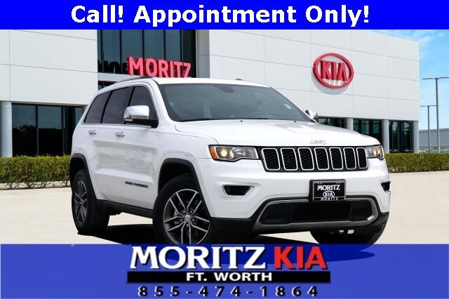 2017 Jeep Grand Cherokee Limited Fort Worth TX
