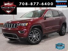 Jeep Grand Cherokee Limited Heated Leather Rear Camera 2017