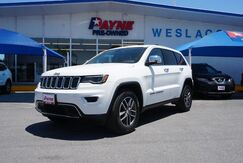 2017_Jeep_Grand Cherokee_Limited_ McAllen TX