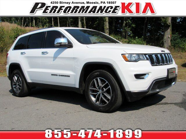 2017 Jeep Grand Cherokee Limited Moosic PA
