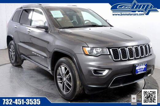2017 Jeep Grand Cherokee Limited Rahway NJ