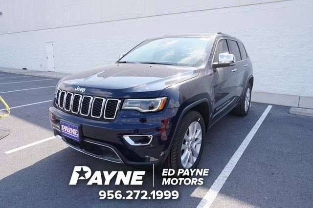2017 Jeep Grand Cherokee Limited Weslaco TX 20443318