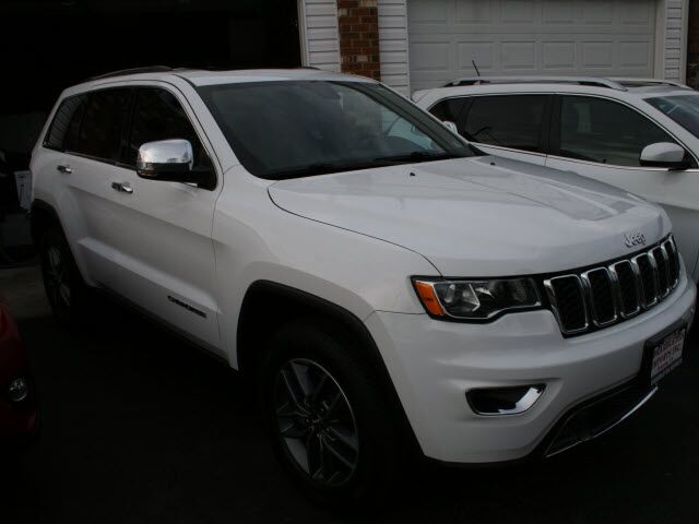 2017 Jeep Grand Cherokee Limited Roanoke VA